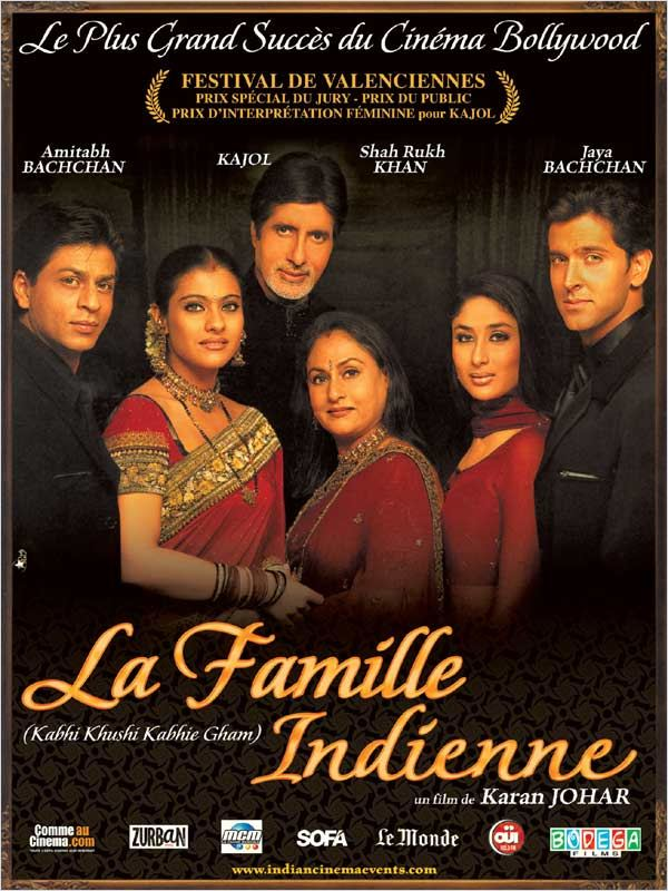 La famille indienne Film Streaming VK