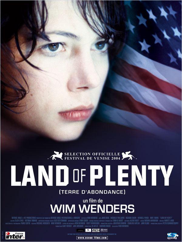 [MULTI]   Land of plenty     [DVDRip – FR]
