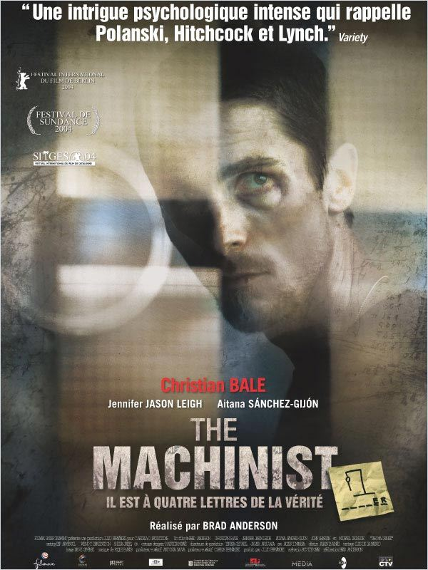 The Machinist [DVDRIP|VOSTFR] [AC3] [FS]