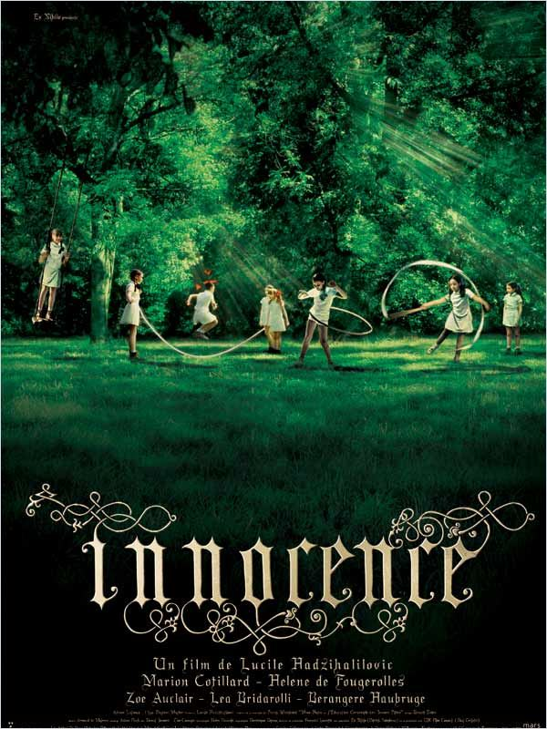Innocence DVDRIP FR FILESERVE