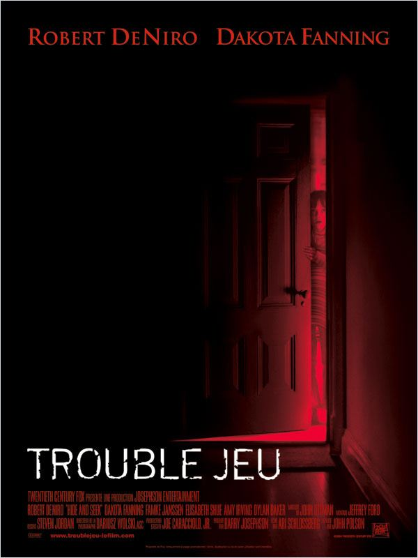 Trouble jeu [FRENCH] [DVDRIP] [US] [FS]