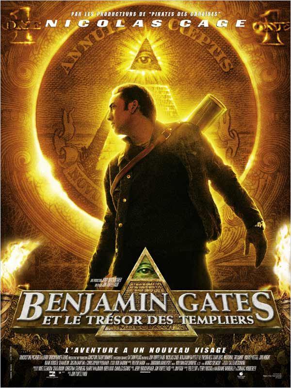 Benjamin Gates et le trésor des Templiers 18396799