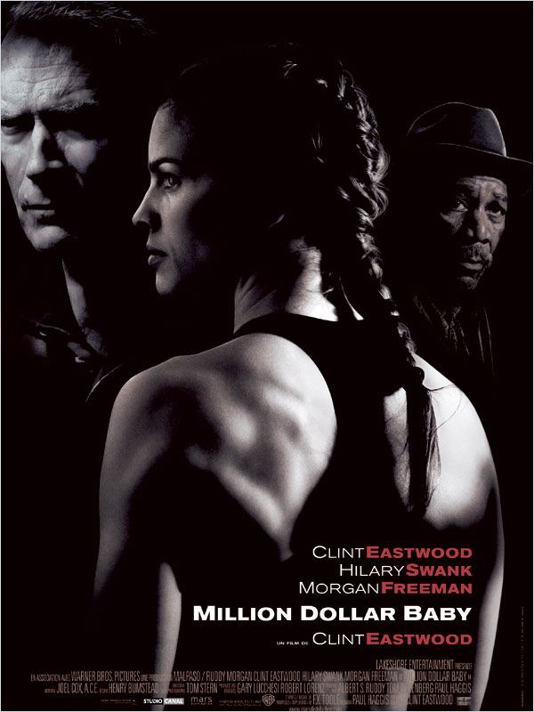 Top100 films 2000-2009 selon la presse et les spectateurs:[UD] [DVDRiP] Million Dollar Baby