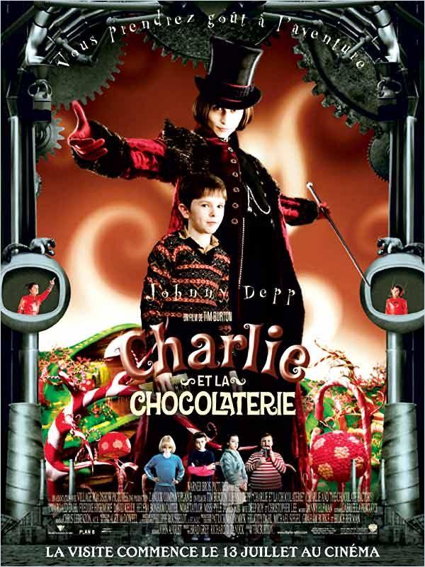 [MU] [DVDRiP] Charlie et la chocolaterie [ReUp 20/06/2011]