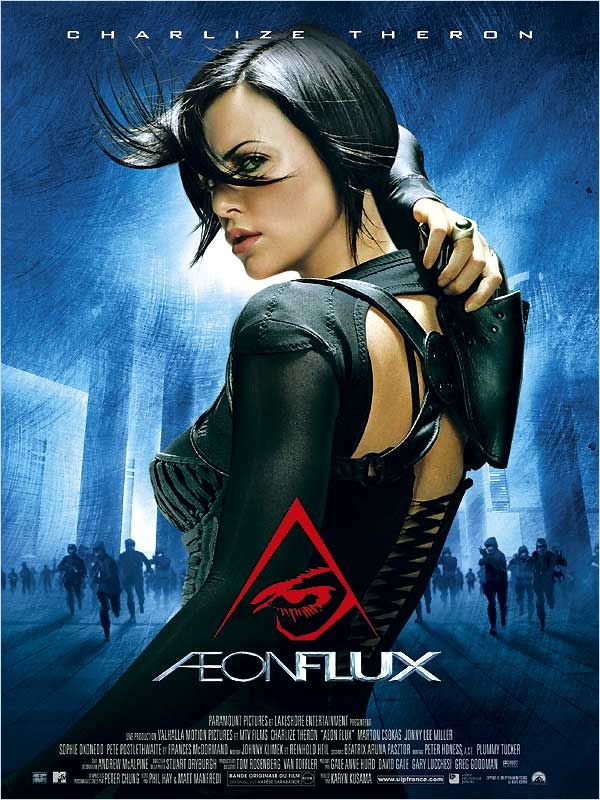 Aeon Flux streaming vf