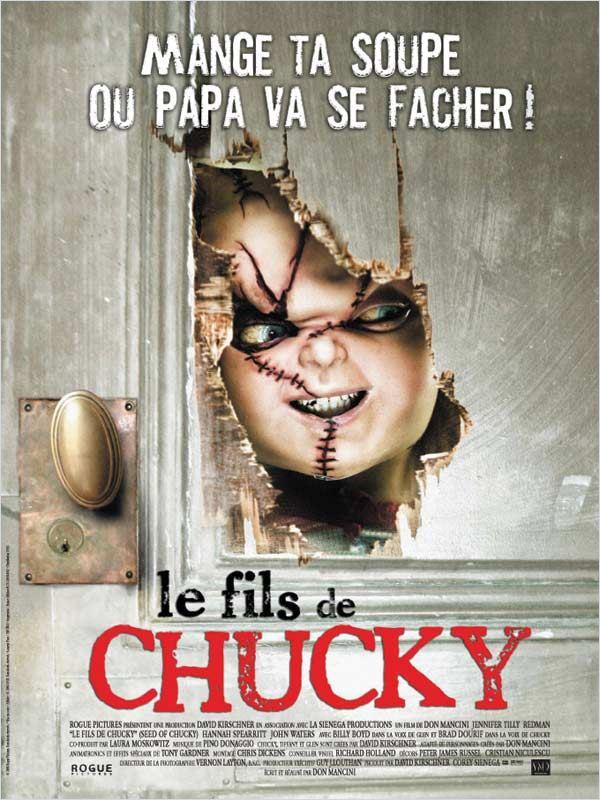 [MULTI] [DVDRiP] Le Fils de Chucky