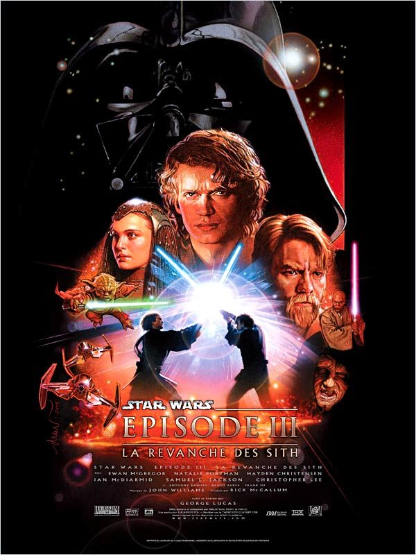 Star Wars III - La Revanche des Sith Full BluRay 45Go [1080p]