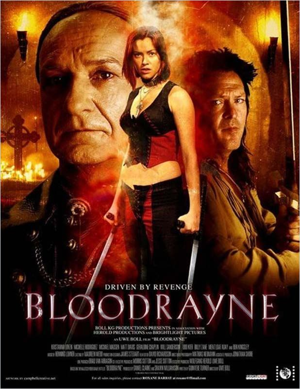 BloodRayne | Multi | DVDRiP | TRUEFRENCH