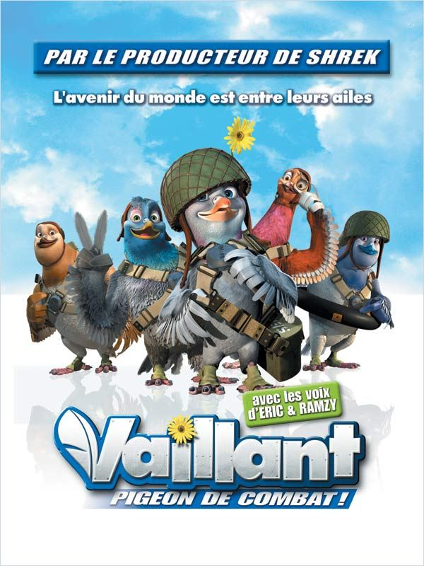 Vaillant Pigeon De Combat [FRENCH] [AC3] [BRRip] [FS] [US]