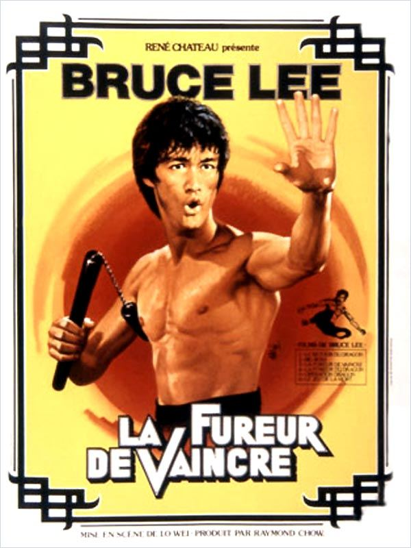Bruce lee La Fureur De Vaincre (Fist Of Fury)