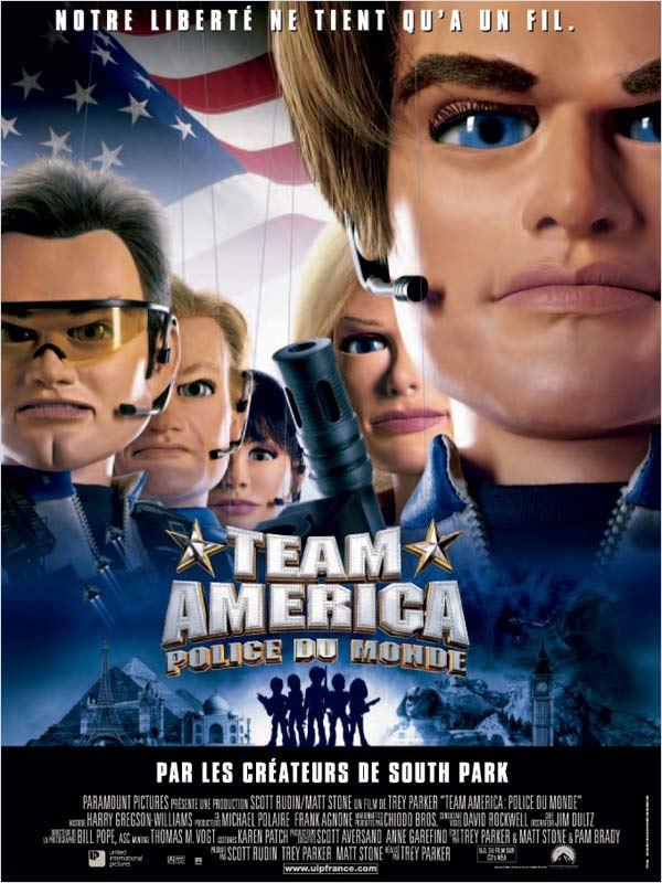 Team America, police du monde 18407393