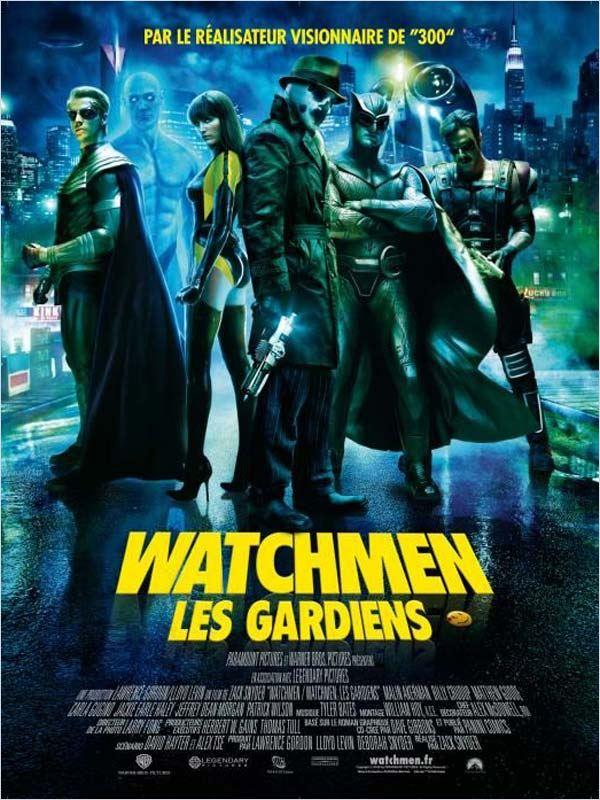 Watchmen - Les Gardiens | Megaupload | DVDRiP