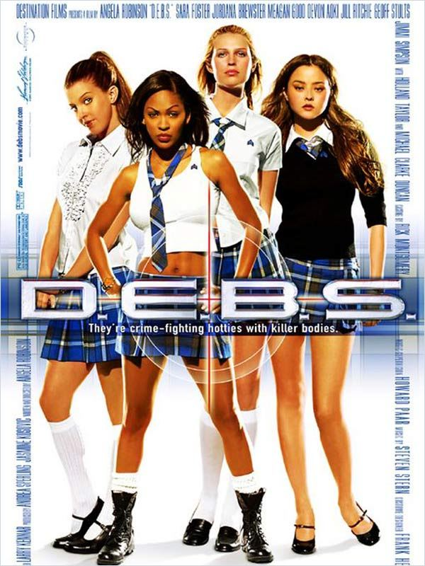 Regarder le film D.E.B.S. en streaming VF