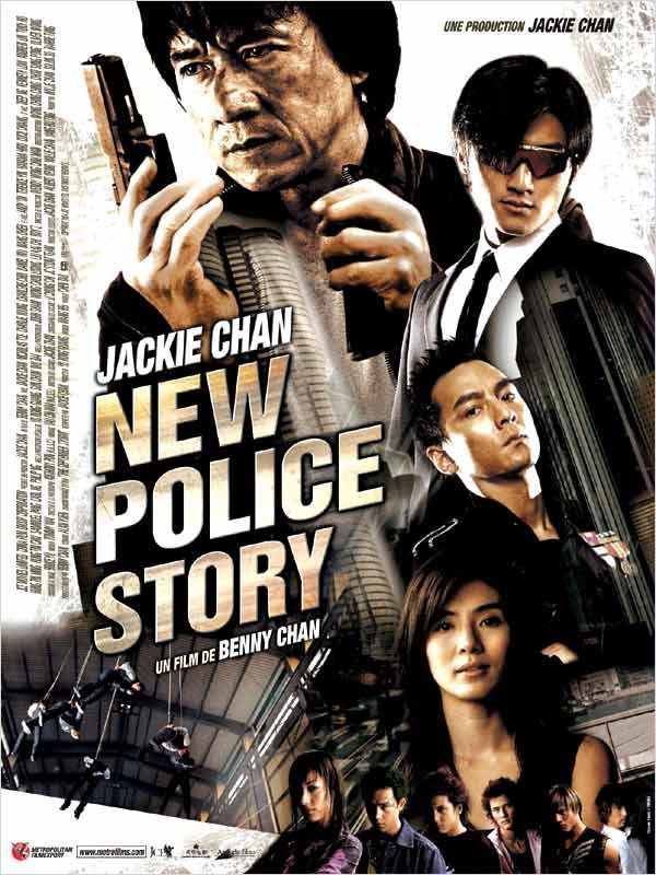 New Police Story ( San ging chaat goo si ) (UD)