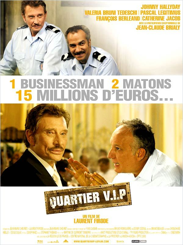 [FS] [BDRiP] Quartier VIP