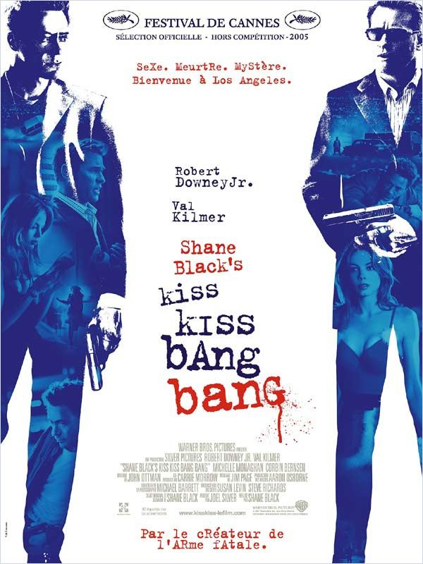 Shane Black's Kiss kiss, bang bang [BRRIP|TRUEFRENCH] [AC3] [FS]