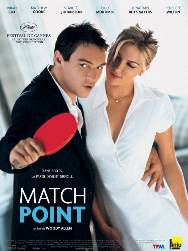 [FS] [DVDRiP] Match Point [ReUp 25/02/2011]