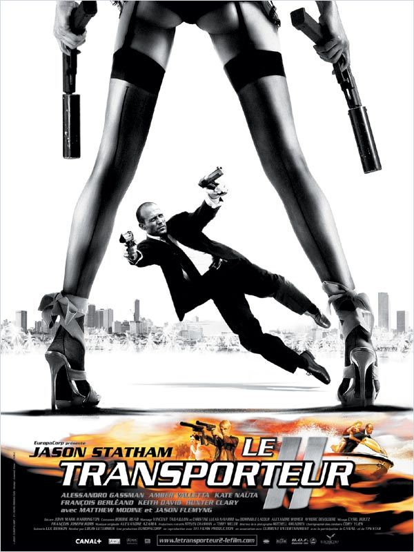 Le Transporteur II | Multi | BRRiP | FRENCH (700 Mo) + FRENCH AC3 (1370 Mo)