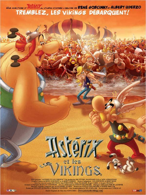 Astérix et les Vikings [FRENCH] [DVDRIP] [TB-RG]