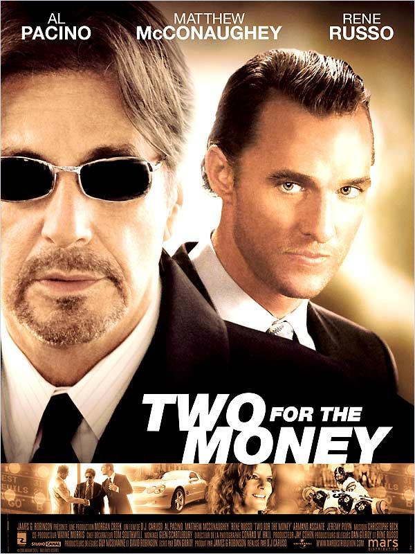[FS] [DVDRiP] Two for the Money [FRENCH]
