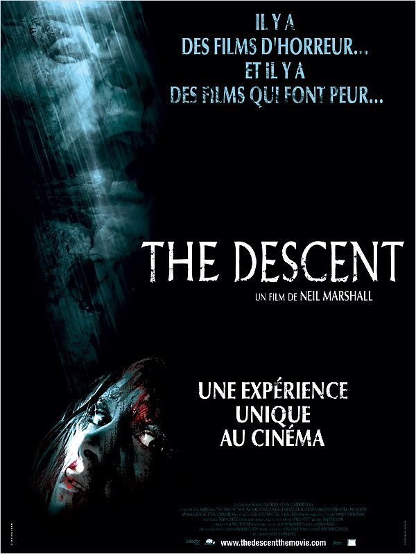 The Descent 1 2005 [DVDRIP]
