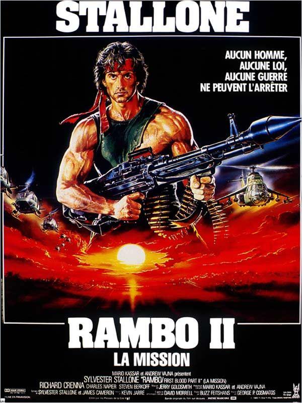 [DF] [DVDRiP] Rambo II : la mission