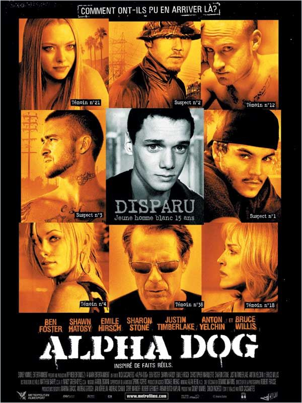 Alpha Dog [DVDRIP] [TRUEFRENCH] [FS] [US]