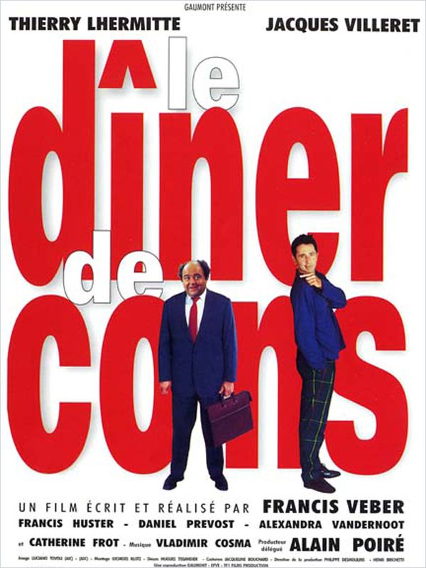 Le Diner De Cons [DVDRIP] [FRENCH] [FS]