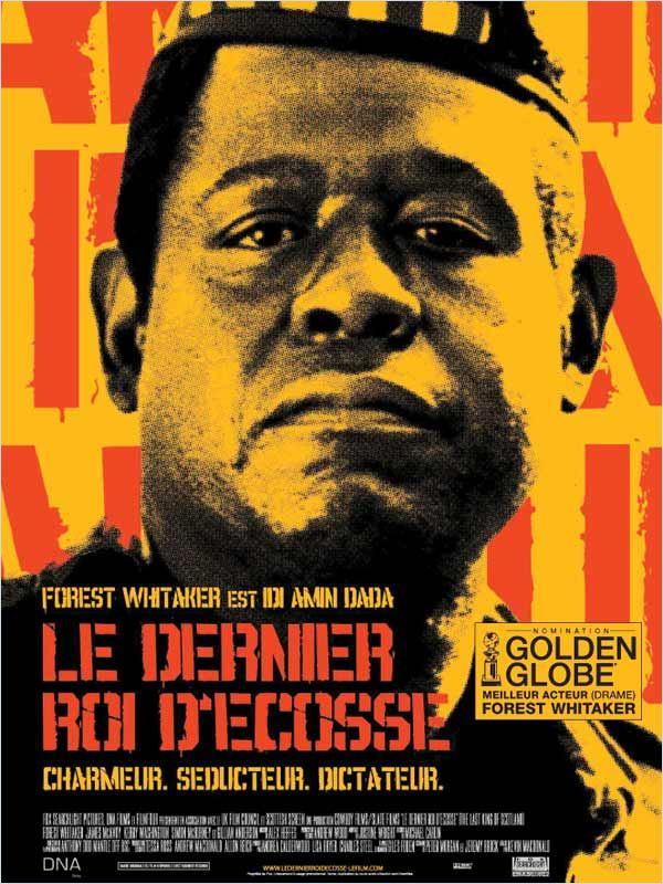 Le Dernier roi d'Ecosse [DVDRIP] [FRENCH] AC3 [FS]