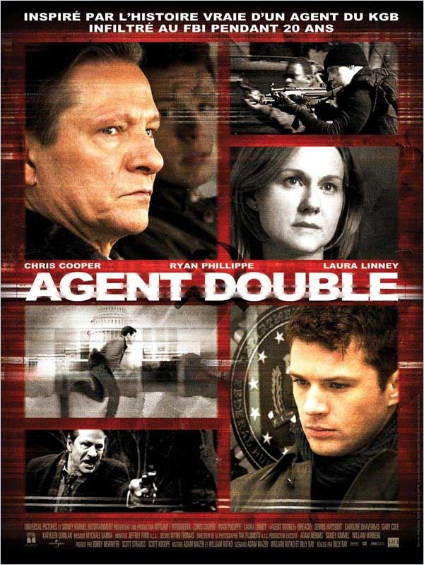 [FS] [DVDRiP] Agent double[FRENCH]