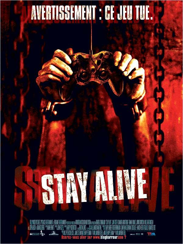 [MULTI] [DVDRiP] Stay Alive | FRENCH |