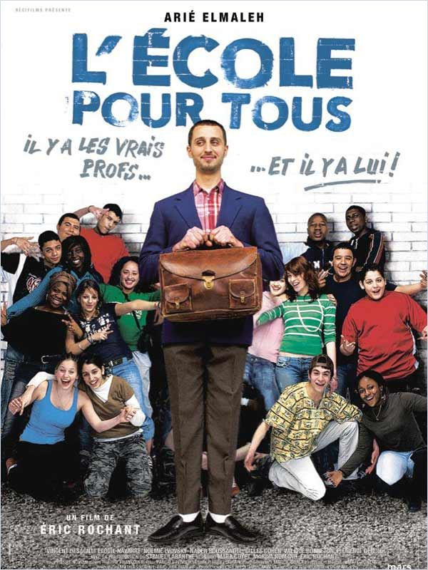 L&#039;&amp;#233;cole pour tous DVDRIP FR Megaupload