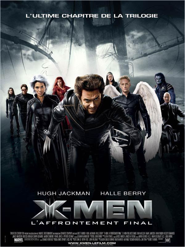 [MULTI] [DVDRiP] X-Men l&#039;affrontement final [ReUp 31/08/2011]