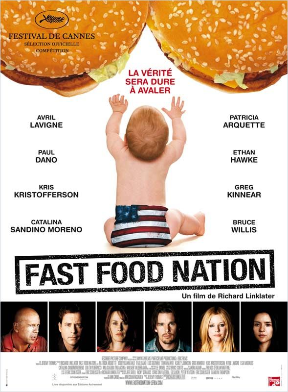 [HF] [DVDRiP] Fast Food Nation