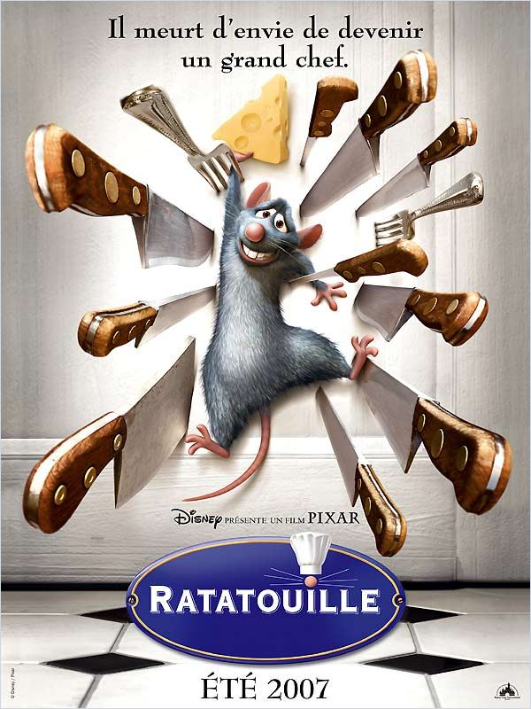 [MULTI] [DVDRiP] Ratatouille