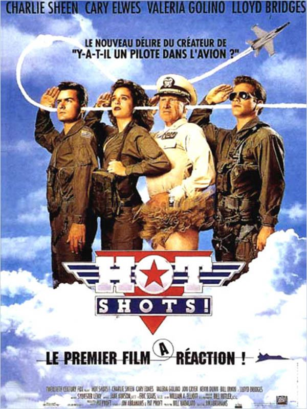 [Multi] Hot Shots ! [HDRip][720p]
