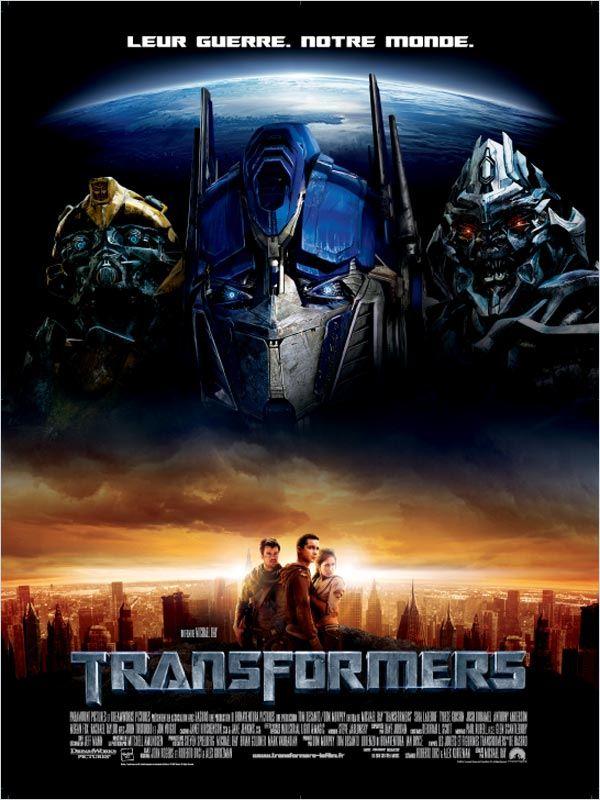 Transformers [DVDRIP] [TRUEFRENCH] AC3-X264 [FS] [US]