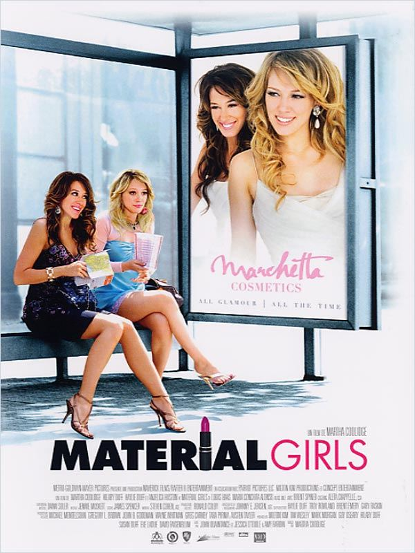 [FS et UD]Material Girls