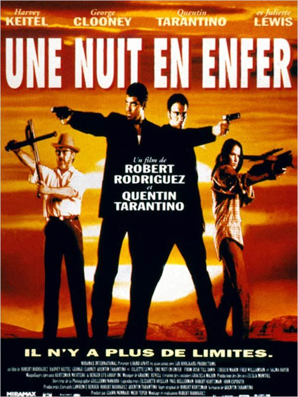 Une nuit en enfer | Multi | BRRiP | ReUp 27/07/2011