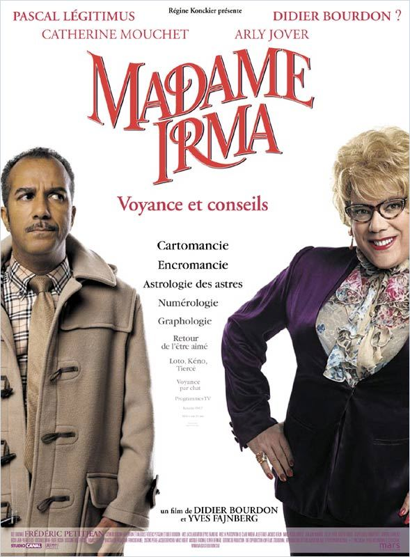 Madame Irma | Multi | DVDRiP