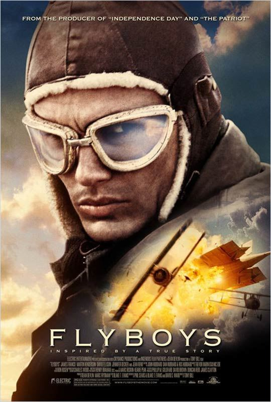 Flyboys [DVDRIP] [FRENCH] AC3 [FS]