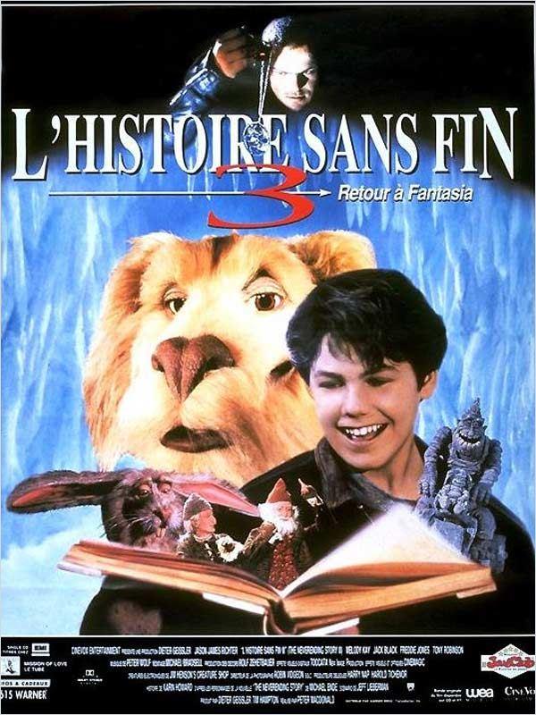 L'Histoire sans fin 3, retour à Fantasia [DVDRIP] [UD]