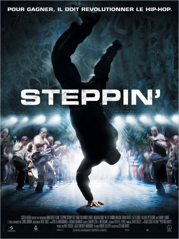 steppin dvdrip french