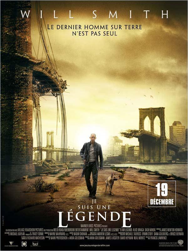 FILM Je suis une légende