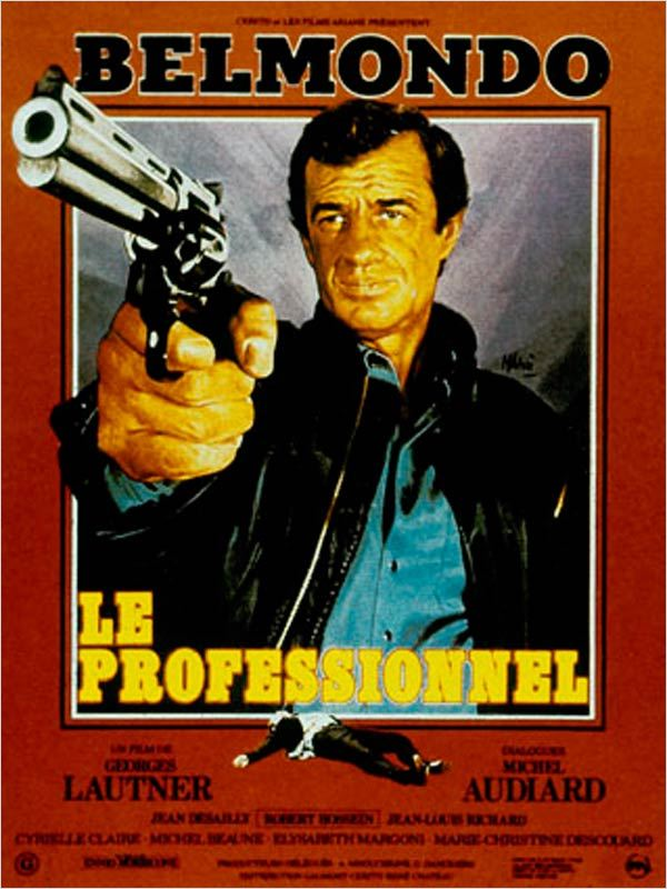 [FS] [DVDRiP] Le Professionnel[FRENCH]