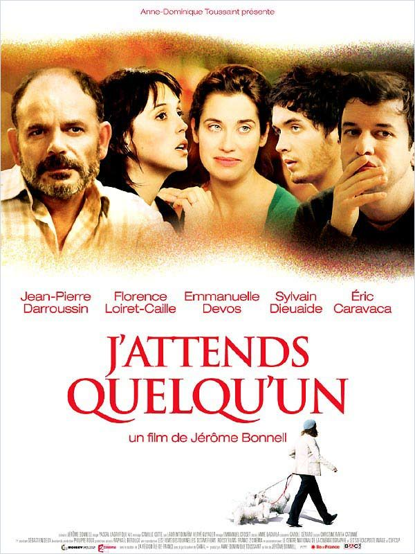 J'attends quelqu'un  DVDRIP FR FileServe