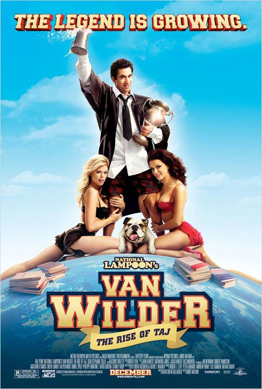 [MULTI] [DVDRiP] Van Wilder 2 : Sexy Party [ReUp 29/08/2011]