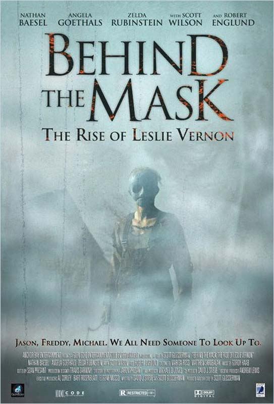 [FS] [DVDRiP] Derri�re le masque [VOSTFR]