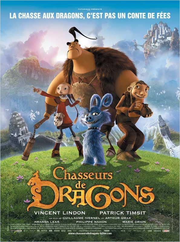  Chasseurs de dragons [FRENCH DVDRiP] 