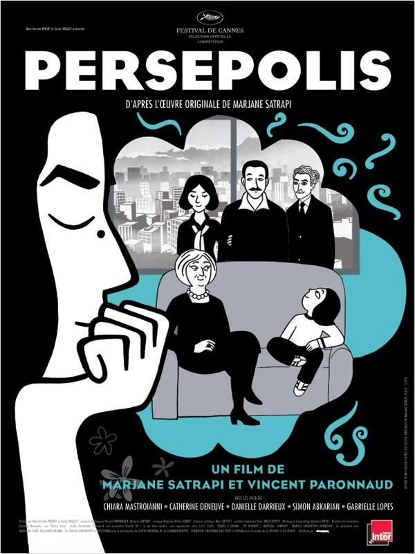 Film Persepolis streaming vf